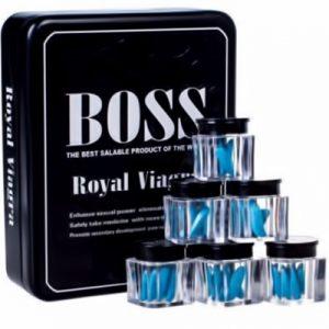 Биодобавка Boss Royal Viagra (27 таб.) для повышения потенции.