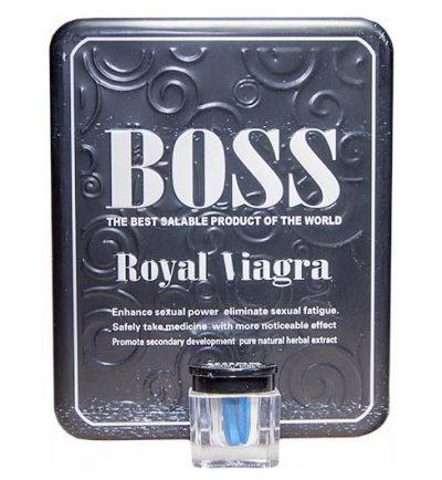 Биодобавка Boss Royal Viagra для потенции.